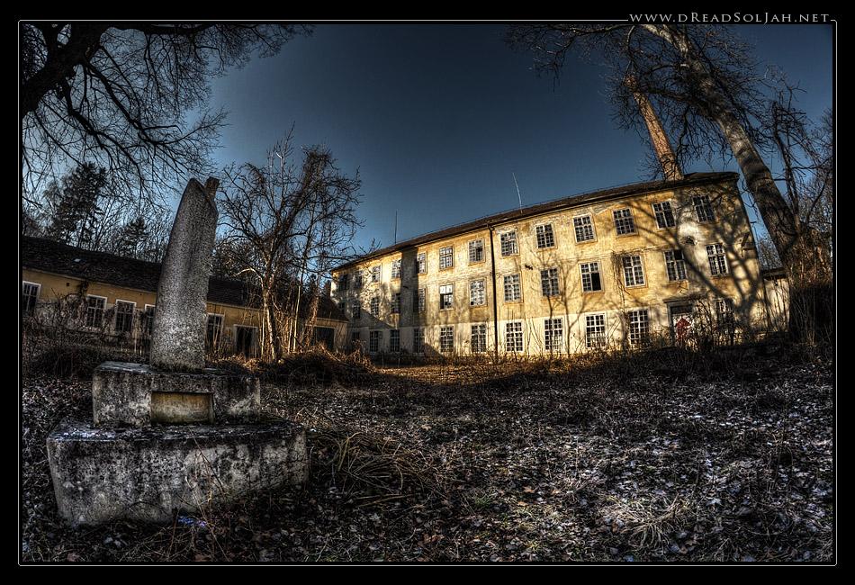 Fabrik Innenhof