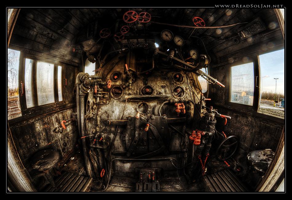 Locomotive Inside