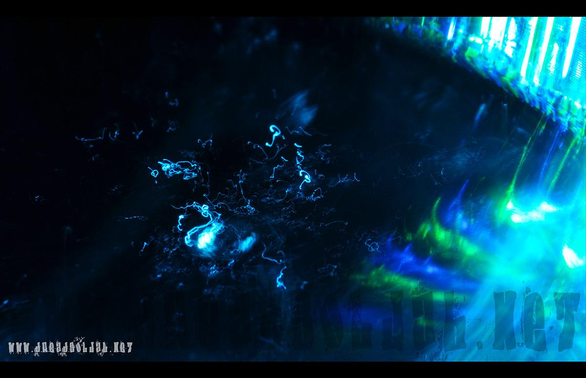 Licht und Wasserwelten
