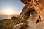 Sonnenuntergang in Malta