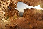 Kleine Strandhöhle auf Malta