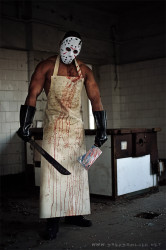 The Butcher - Starring Chris Lucky Znidi