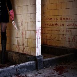 Halloween-Special TEASER 2016 - Starring Martina Aistleitner