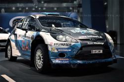 Ford Fiesta WRC Hermann Neubauer